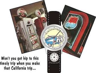 Route 66 watch